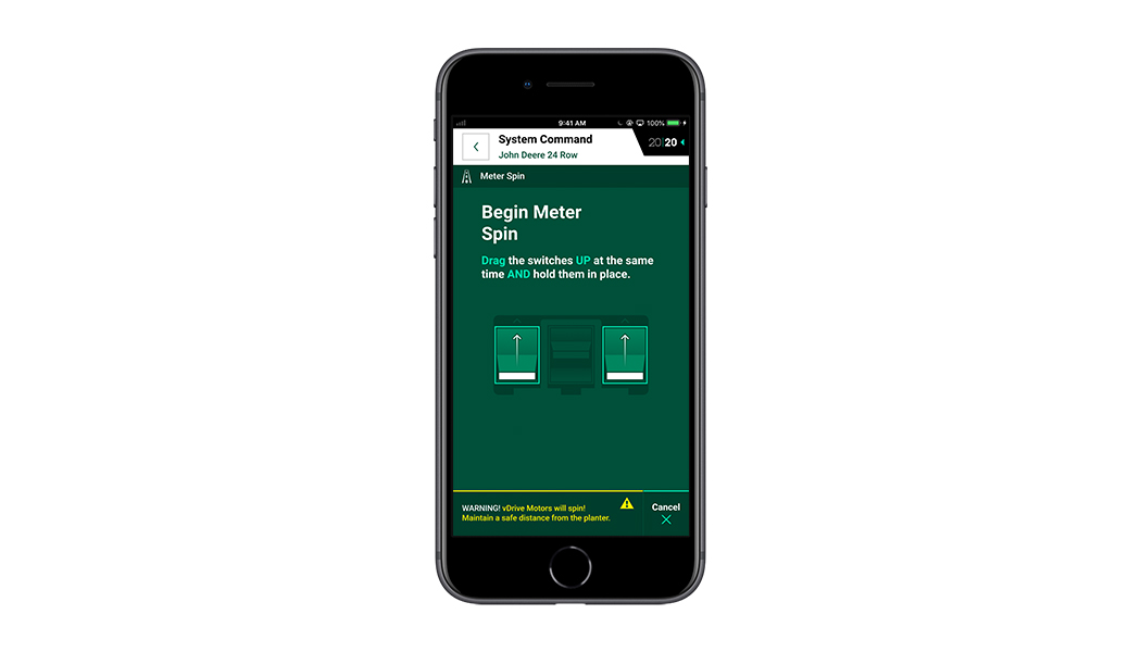 Precision Planting Announces the 20|20 Connect App