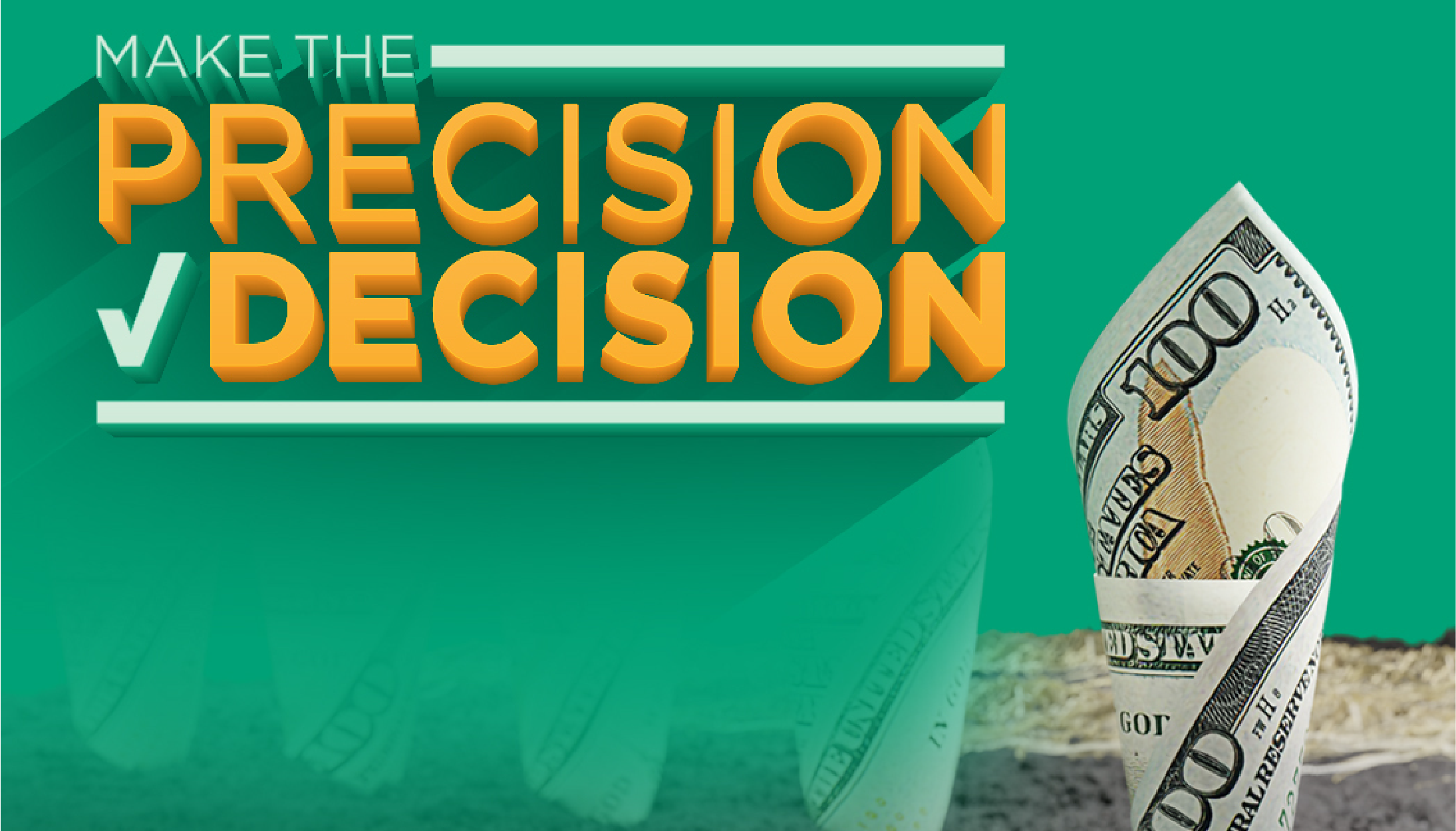 precision decision savings program 2020