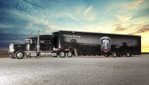 The Precision Planting mobile agronomy classroom is called the PTI Trailer.
